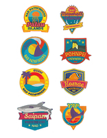 Micronesian Islands Pathfinder Patches