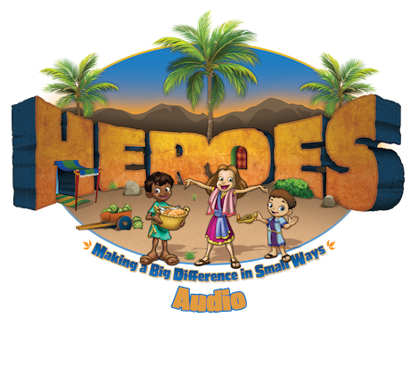 Heroes VBS Program Music Download - Audio Only - Spanish