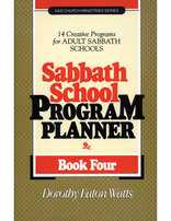 Sabbath School Program Planner #4