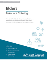 Elder / Deacon / Treasurer / Church Clerk Catalog