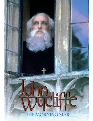 John Wycliffe, The Morning Star - DVD