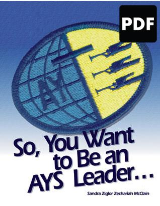 So, You Want to be an AYS Leader... PDF Download