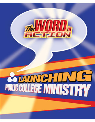 Launching Public College Ministry Workbook