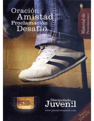 Oración Amistad Proclamación Desafío  - de (Jesus Loves Jeans) DVD