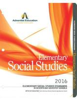 Social Studies Standard  K-8  2016 Edition