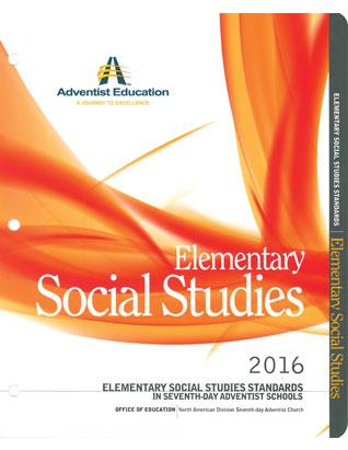 Social Studies Curriculum Guide K-8 2005 Edition