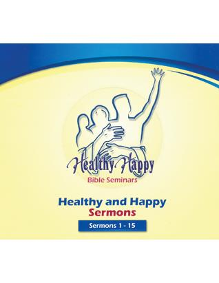 Healthy and Happy Sermons 1-15 CD