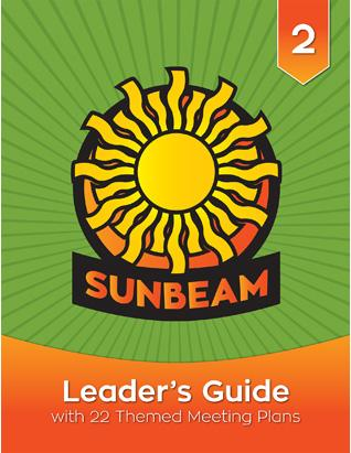 Sunbeam Curriculum Leader's Guide