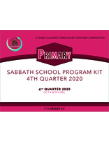 Growing Together Primary Teaching Kit - 4th Quarter