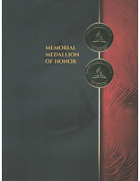 Memorial Medallion Folder