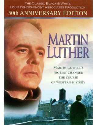 DVD de los Reformadores – Martín Lutero (Solo en inglés)