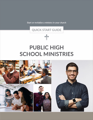 Public High School Ministries Quick Start Guide