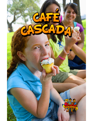 Destination Paradise VBS - Waterfall Cafe Leader's Guide - Spanish (Snacks)