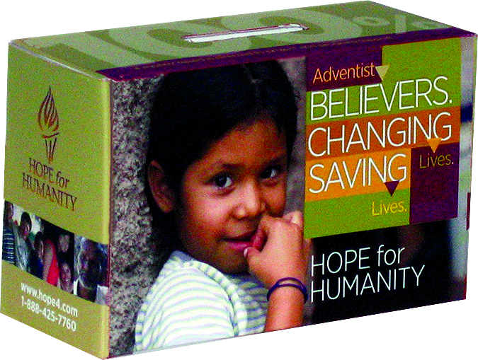 Hope for Humanity Caring Box
