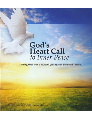 God's Heart Call to Inner Peace - DVD