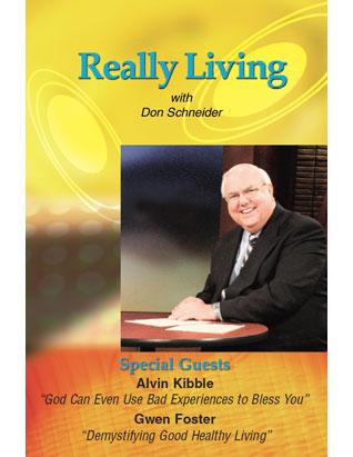 Kibble & Foster -- Really Living DVD