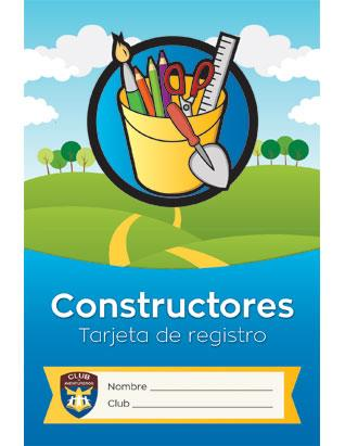 Builder Record Card (Spanish)