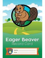 Eager Beaver Record Card