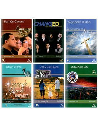 Esperanza TV Colección de 6 DVD