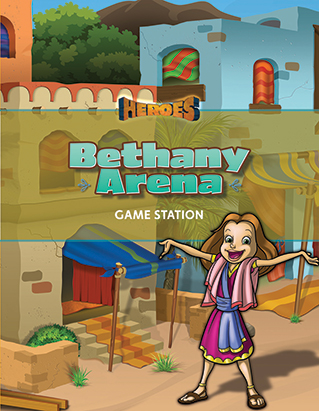 Heroes VBS Bethany Arena Guide (Game Station)