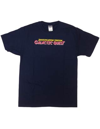 Galactic Quest VBS - Navy Blue T-shirt