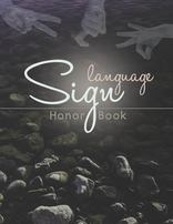 Sign Language Honor Book