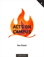 Acts On Campus Leader's Guide