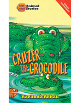 Cruzer The Crocodile - I Can Read Series