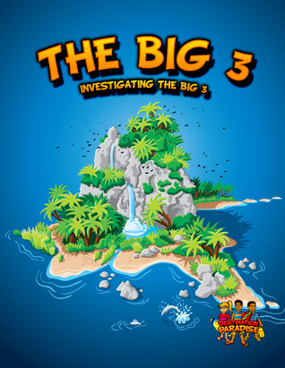 Destination Paradise VBS - The Big 3 Leader's Guide (Nature)