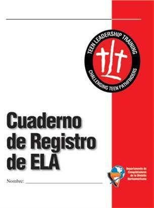 Teen Leadership Record Book (TLT) (Spanish)