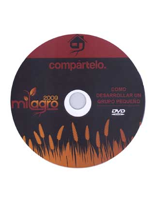 Milagro Small Group Introductory DVD