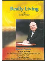 Plantak and Plantak - Really Living with Don Schneider DVD