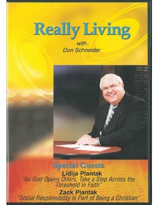 Plantak and Plantak - Really Living with Don Schneider DVD