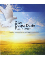 God's Heart Call to Inner Peace - DVD (Spanish)
