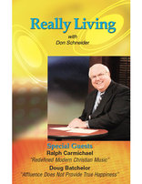 Carmichael & Batchelor -- Really Living DVD