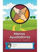 Adventurer Record Card, Helping Hand (Spanish)