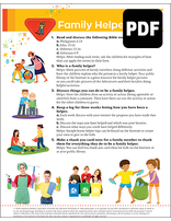 Multilevel Family Helper Award - PDF Download