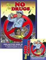 Say No to Drugs Book & CD Set