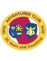 Adventurer Club 25 Year Anniversary Pin