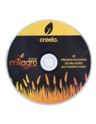 Milagro en Grupo Pequeño -Lecciones en PowerPoint CD