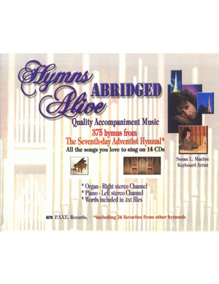 Hymns Alive! Abridged Version (CD)