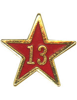 Service Star Pin - Year Thirteen