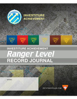 Ranger Record Journal - Investiture Achievement