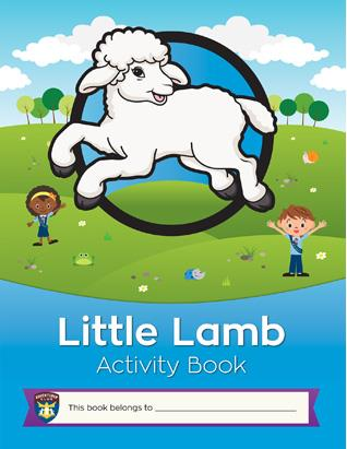 Little Lamb Activity Book