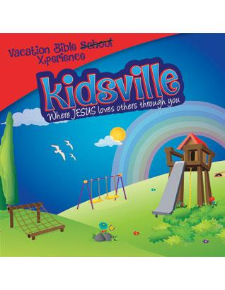 Kidsville VBX - Display Panel for ABCs