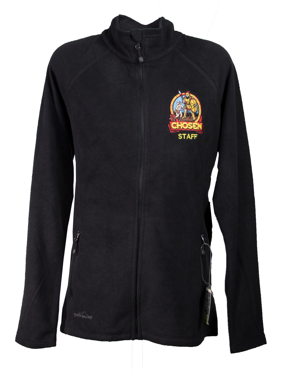 Chosen Micro Fleece full zip 'Staff' Jacket - Women's
