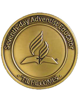 The Seventh-day Adventist Educator Memorial Medallion