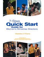 7 Pasos Guía para las Directoras del Ministerio de la Mujer (Inglés)