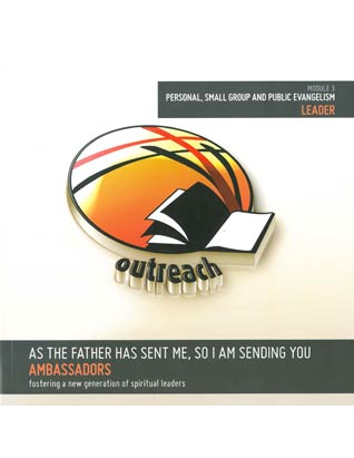 Ambassadors Curriculum - Module 3 - Outreach - Leader
