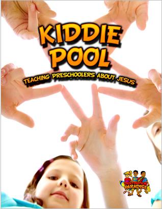Destination Paradise VBS - Kiddie Pool Preschool Guide